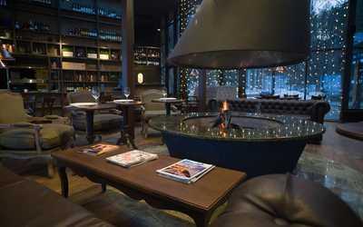 Банкетный зал ресторана Ель на Приморском шоссе фото 2
