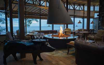 Банкетный зал ресторана Ель на Приморском шоссе фото 3