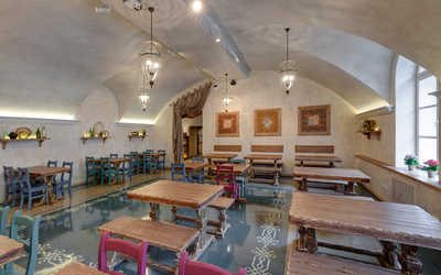 Банкетный зал ресторана Петруша на Конногвардейском бульваре фото 2