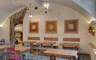 Банкетный зал ресторана Петруша на Конногвардейском бульваре фото 3