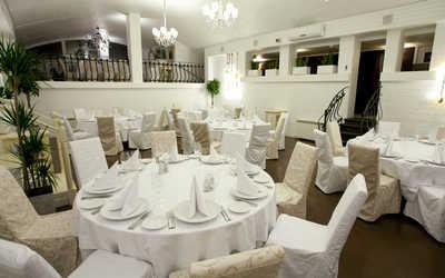 Банкетный зал ресторана Casa di Mosca в Благовещенском переулке фото 3