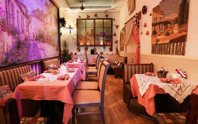 Банкетный зал ресторана Фарфалле (Farfalle) на улице Космонавтов фото 3