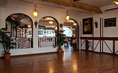 Банкетный зал ресторана Джорджия на Балаклавском проспекте фото 3
