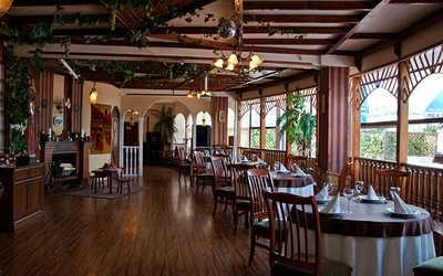 Банкетный зал ресторана Джорджия на Балаклавском проспекте фото 1