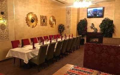Банкетный зал ресторана Чайхана Дюшес на ул. Пионерской фото 1