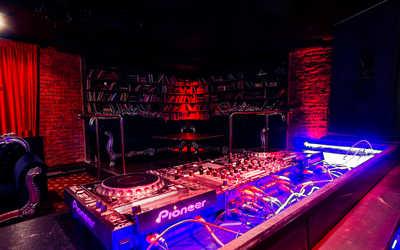 Банкетный зал ночного клуба Bandos (Бандос) на Олимпийском проспекте фото 3