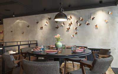 Банкетный зал ресторана Джимми Ли (Jimmy Li) на проспекте Мира фото 2