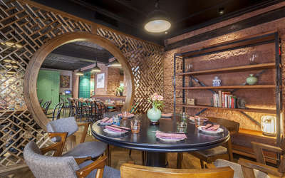 Банкетный зал ресторана Джимми Ли (Jimmy Li) на проспекте Мира фото 1