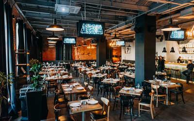 Банкетный зал ресторана Большевик Лофт на Ленинградском проспекте фото 2
