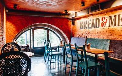 Банкетный зал ресторана Bread & Meat (Хлеб и Мясо) на Большой Конюшенной улице фото 1