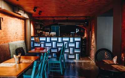 Банкетный зал ресторана Bread & Meat (Хлеб и Мясо) на Большой Конюшенной улице фото 3
