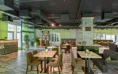 Банкетный зал ресторана МO (МÖ) на Новгородской улице фото 3