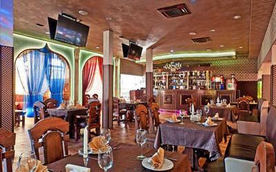 Банкетный зал ресторана Белый аист на аллее Котельникова фото 1