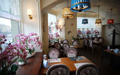 Банкетный зал ресторана Нихао на набережной реки Фонтанки фото 2