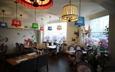 Банкетный зал ресторана Нихао на набережной реки Фонтанки фото 3