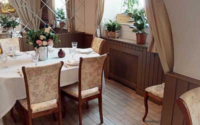 Банкетный зал ресторана Долма на Почтамтской улице фото 3