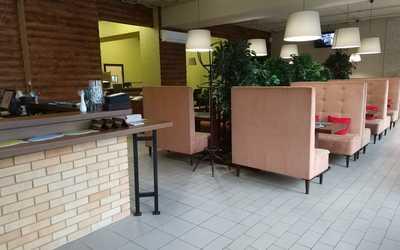 Банкетный зал кафе Сеул на улице 8 Марта фото 2
