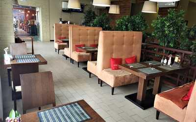 Банкетный зал кафе Сеул на улице 8 Марта фото 3
