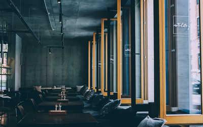 Банкетный зал ресторана 23 Tolstoy (23 Толстой) на улице Льва Толстого фото 1