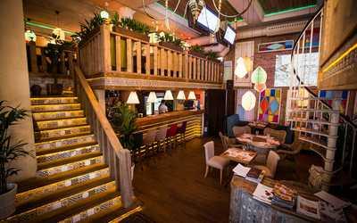 Банкетный зал ресторана Del Mar (Дель Мар) на Невском проспекте фото 3