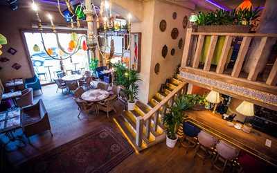 Банкетный зал ресторана Del Mar (Дель Мар) на Невском проспекте фото 1