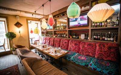 Банкетный зал ресторана Del Mar (Дель Мар) на Невском проспекте фото 2