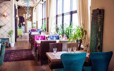 Банкетный зал ресторана Del Mar (Дель Мар) на проспекте Славы фото 1