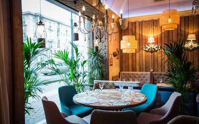 Банкетный зал кафе Кофейня №1 на Московском проспекте фото 1
