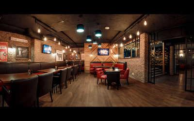 Банкетный зал бара BB restobar на улице Ленина фото 1