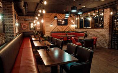 Банкетный зал бара BB restobar на улице Ленина фото 2