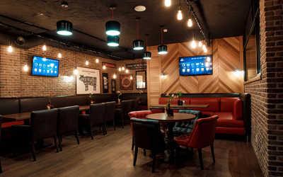 Банкетный зал бара BB restobar на улице Ленина фото 3
