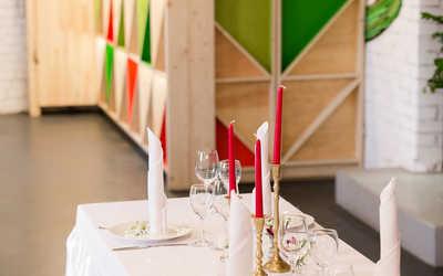 Банкетный зал ресторана Банкетный зал Parkside Peterhof (Parkside Hall) на Золотой улице фото 3