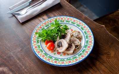 Меню ресторана Чирэм на Федосеевской улице фото 1