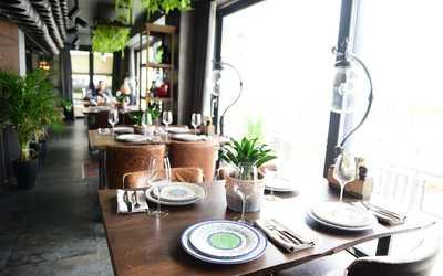 Банкетный зал ресторана Чирэм на Федосеевской улице фото 1