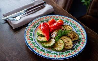 Меню ресторана Чирэм на Федосеевской улице фото 2