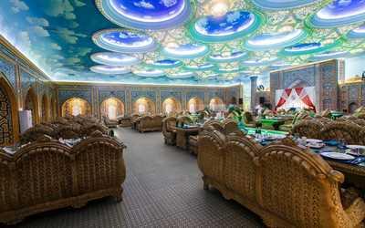 Банкеты ресторана Шах на улице Саид-Галеева фото 2