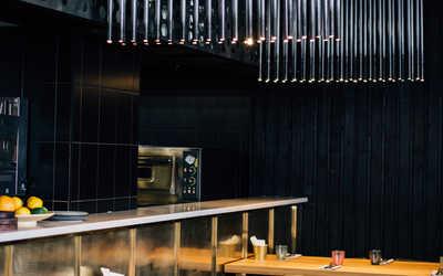 Банкетный зал ресторана Kitchen (Китчен) на улице Ткачей фото 2