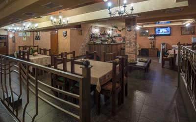 Банкетный зал бара Ланселот на бульваре Мира фото 1