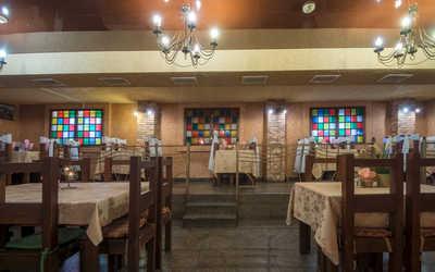 Банкетный зал бара Ланселот на бульваре Мира фото 2