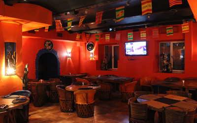 Банкетный зал ресторана Chicha Morada (Чича Морада) на Тверской улице фото 1