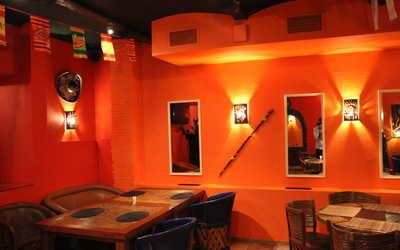 Банкетный зал ресторана Chicha Morada (Чича Морада) на Тверской улице фото 3