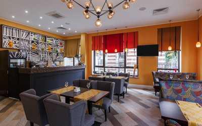Банкетный зал ресторана Raymond (Реймонд) на Большой Красной улице фото 2