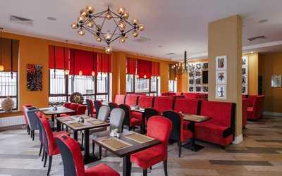 Банкетный зал ресторана Raymond (Реймонд) на Большой Красной улице фото 1