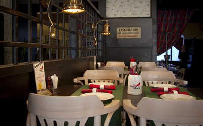 Банкетный зал ресторана Чешская утка на Галактионовской улице фото 2