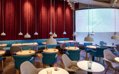 Банкетный зал ресторана Здесь и сейчас на Канале Грибоедова фото 3