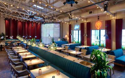 Банкетный зал ресторана Здесь и сейчас на Канале Грибоедова фото 1