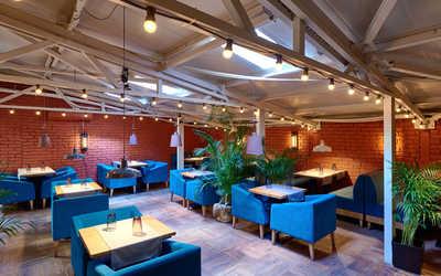 Банкетный зал ресторана Здесь и сейчас на Канале Грибоедова фото 2