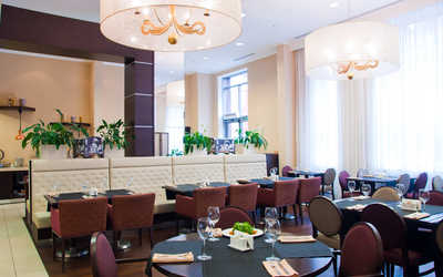 Банкетный зал ресторана The Steakhouse (Стейк Хаус) на улице Карла Маркса фото 1