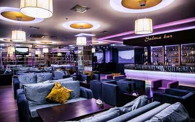 Банкетный зал караоке клуб Salmabar (Салма бар) на проспекте Космонавтов фото 1