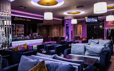 Банкетный зал караоке клуб Salmabar (Салма бар) на проспекте Космонавтов фото 3